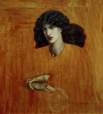 D.G.Rossetti, La Donna della Finestra von AKG  Images