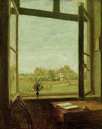 Hans Thoma, Blick auf die Oed / 1879 by AKG  Images