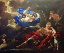 Luca Giordano, Diana und Endymion von AKG  Images