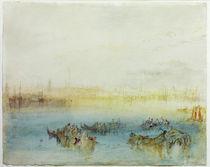 W.Turner, Venedig, Riva degli Schiavoni by AKG  Images