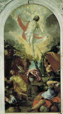 Veronese, Auferstehung Christi by AKG  Images