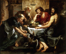 P.P.Rubens, Jupi.&Merk.b.Phileom&Baucis by AKG  Images