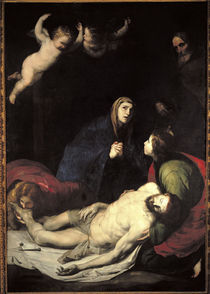 J.de Ribera, Beweinung Christi by AKG  Images