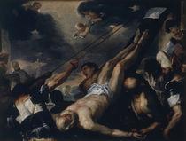 L.Giordano, Kreuzigung Petri von AKG  Images