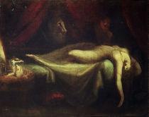 J.H.Fuesslie, Die Nachtmahr von AKG  Images