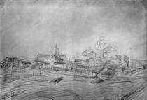 Alfred Sisley, Vue de Moret by AKG  Images