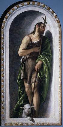 P.Veronese, Johannes der Taeufer by AKG  Images