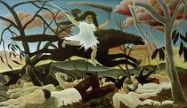 H.Rousseau, Der Krieg von AKG  Images