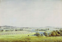 C.D.Friedrich, Ruegenlandschaft / 1824 von AKG  Images