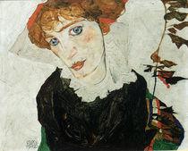 E.Schiele, Bildnis Wally von AKG  Images
