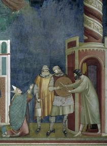 Giotto, Befreiung Haeretiker Petrus by AKG  Images