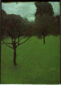 Gustav Klimt, Obstgarten von AKG  Images