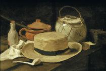 v.Gogh, Stilleben mit gelbem Strohhut by AKG  Images