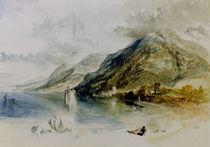 W.Turner, Schloss von Chillon by AKG  Images