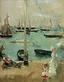 B.Morisot, West Cowes, Isle of Wight von AKG  Images