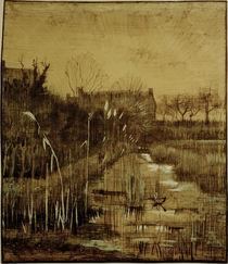 V.van Gogh, Graben by AKG  Images