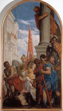 P.Veronese, Martyrium Primus u.Felician. by AKG  Images