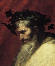 J.de Ribera, Kopf des Bacchus by AKG  Images