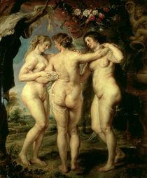 Rubens/Die drei Grazien von AKG  Images