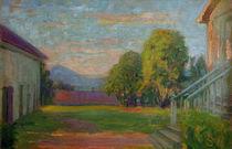 P.S.Kroeyer, Norditalienische Villa by AKG  Images