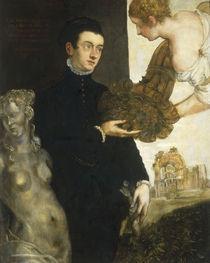 Ottavio Strada / Gemaelde v.Tintoretto von AKG  Images