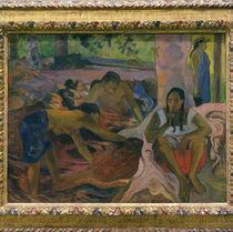 P.Gauguin, Tahitianische Fischerinnen by AKG  Images
