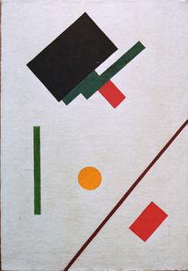 K.Malewitsch, Suprematismus (Skizze) by AKG  Images