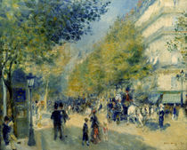 A.Renoir, Die grossen Boulevards by AKG  Images