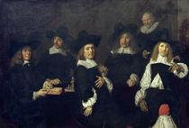 Frans Hals,Regenten des Altmaennerhauses by AKG  Images