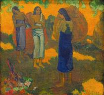 P.Gauguin, Drei Tahitianerinnen von AKG  Images