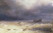 I.K.Aiwasowski, Seesturm von AKG  Images