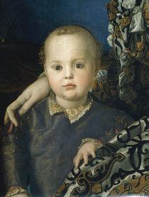 Giovanni de' Medici / Gem.v.Bronzino von AKG  Images