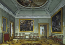 Gatschina, Schloss, Vorzimmer / E.P.Hau von AKG  Images