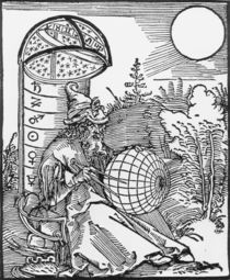 A.Duerer, Der Astrologe by AKG  Images