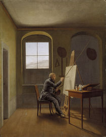 Caspar David Friedrich / Kersting von AKG  Images