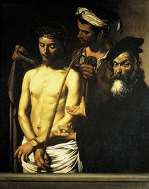 Caravaggio, Ecce Homo by AKG  Images