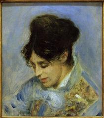 A.Renoir, Madame Monet von AKG  Images