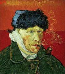 V.van Gogh, Selbstbildn.m.verbund.Ohr von AKG  Images