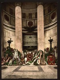 Viktor Emanuel II., Grabmal, Pantheon by AKG  Images