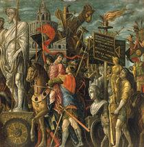 nach Mantegna, Triumph Caesars, Statuen by AKG  Images