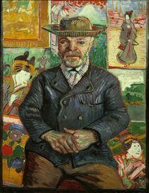 Van Gogh/ Bildnis Pere Tanguy/ 1887-88 von AKG  Images