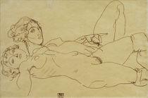 E.Schiele, Zwei liegende Maedchenakte von AKG  Images