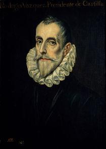 Rodrigo Vazquez / Gem.v.El Greco by AKG  Images