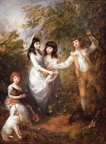 Thomas Gainsborough, Marsham von AKG  Images