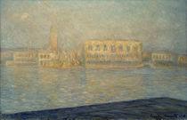 C.Monet, Der Dogenpalast by AKG  Images