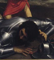 G.Reni,  David und Goliath, Ausschnitt by AKG  Images