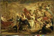 P.P.Rubens, Raub der Sabinerinnen von AKG  Images