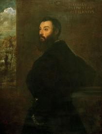Baldassare Castiglione / Gem.v.Tizian von AKG  Images