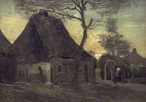 V.van Gogh, Bauernkate in Nuenen by AKG  Images