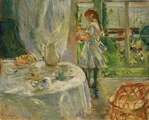 B.Morisot, Interieur des Ferienhauses by AKG  Images
